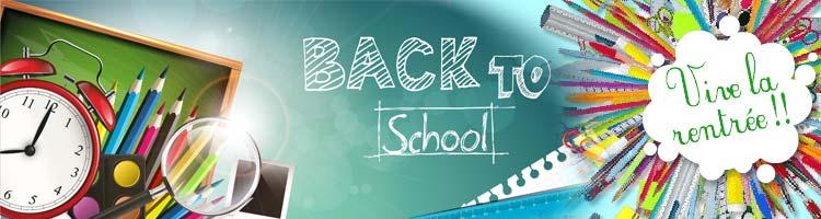 Les horaires de rentrée des classes en septembre 2019
