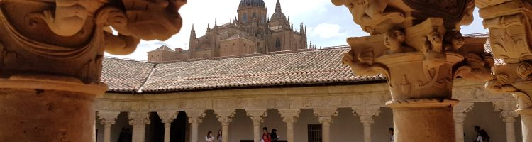 Salamanca primer día