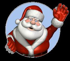Bonnes fêtes de Noël et de la nouvelle année !
