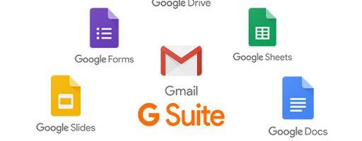 Fonctionnement de Google G Suite pour l'Education au collège