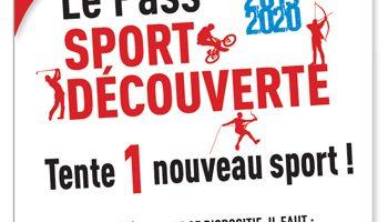 Pass'Sport découverte