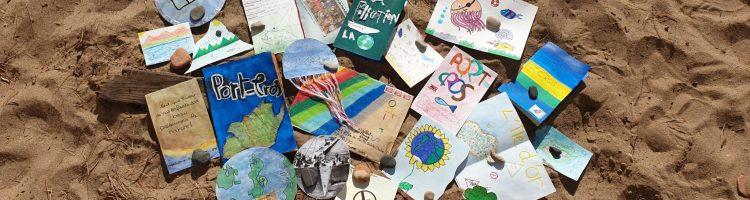 Du mail art militant pour l'environnement!