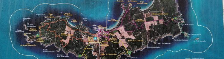 Projet «les îles d'Or»
