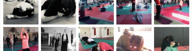 Yoga en 5ème