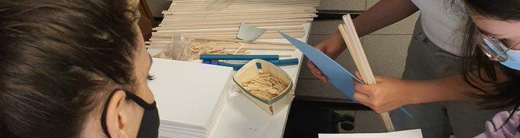 Atelier design au collège Cousteau